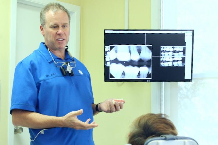 Dental x-rays explained