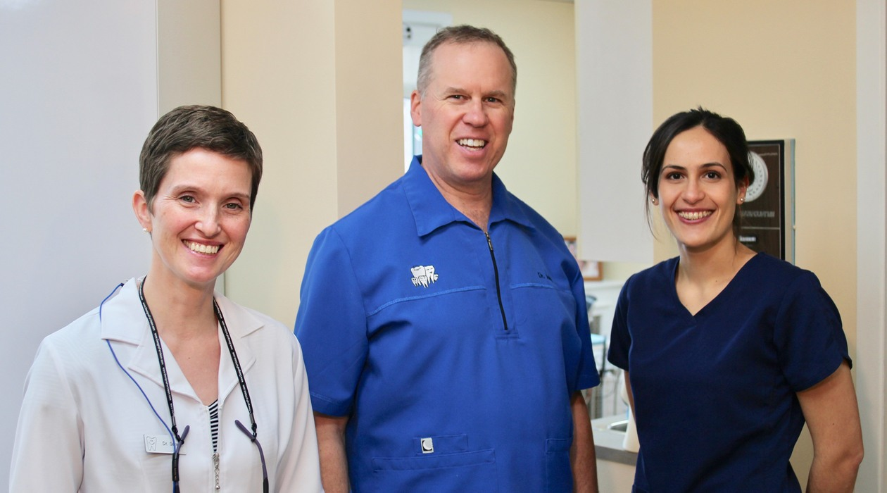 3 dentists montreal west dentistry